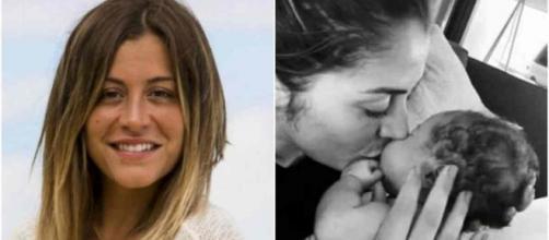 """Accusée d'être """"une mauvaise mère"""" pour laisser sa fille dormir toute seule, Anaïs Camizuli répond à ses haters"""