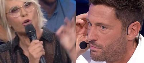 Polemiche per la lite tra Bisciglia e Maria De Filippi, Filippo ad una fan: 'Hai ragione'