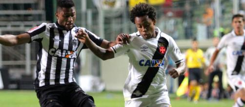 Atlético e Vasco fazem o jogo atrasado da 21ª rodada. (Carlos Gregório Jr/Vasco.com.br)