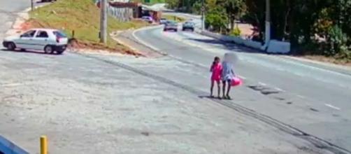 Garoto de 12 anos confessou ter matado a menina Raíssa. (Arquivo Blasting News)