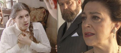 Il Segreto, spoiler 3 e 4 ottobre: Elsa ha un malore, Francisca uccide Roberto