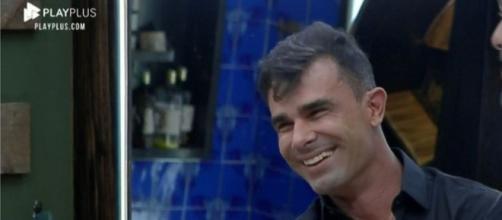 Jorge Sousa venceu o reality de casais, 'Power Couple' em 2016. (Reprodução/Record TV)