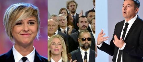 Le Iene: è polemica per l'assenza di Teo Mammuccari e Ilary Blasi.