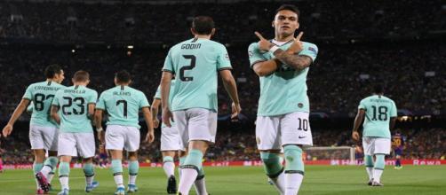 L'Inter cade a Barcellona 2-1, le pagelle nerazzurre