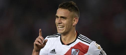 Rafael Santos Borré ha aperto le danze nella semifinale di Copa Libertardores