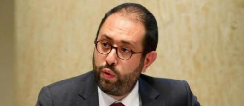 Tommaso Nannicini, senatore del Partito democratico