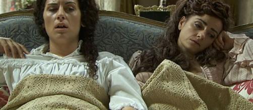 Una Vita anticipazioni dal 6 ottobre: Trini e Lolita si ammalano, Samuel in fallimento.
