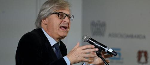 Vittorio Sgarbi, parlamentare e critico d'arte
