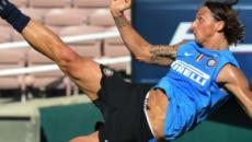 Inter: il club nerazzurro potrebbe offrire a Ibrahimovic un contratto a gennaio