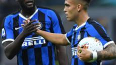Sassuolo-Inter, formazioni ufficiali: senza Sensi e Sanchez, Conte punta su Lukaku