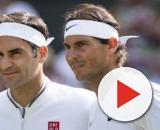 Roger Federer e Rafa Nadal protagonisti di un divertente siparietto online