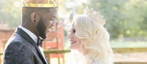 90 Day Fiancé alums Ashley Martson and Jay Smith have called it quits once more - credits Instagram Ashley Martson