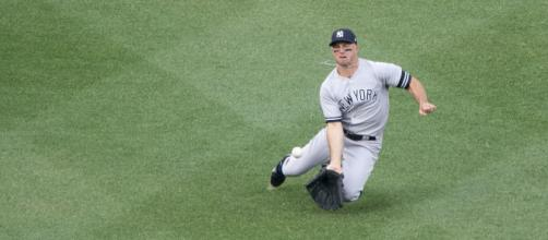 Brett Gardner has spent his whole career with the Yankees. [Image Source: Flickr | KA Sports Photos]