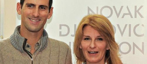 Dijana Djokovic: 'Mio figlio meno amato? Purtroppo gioca nell'era di Federer e Nadal'