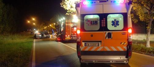 Foggia, incidente stradale sulla provinciale 141: muoiono marito e moglie