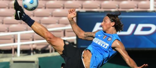 L'Inter continua a pensare a Ibrahimovic