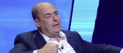 Nicola Zingaretti: il Segretario del Pd ospite di Non è l'Arena