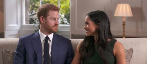 Prince Harry and Meghan Markle seek privacy from the press. (Image credit: Blasting News Database)