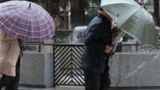 Llega una nueva DANA a la zona del área mediterránea con lluvias torrenciales