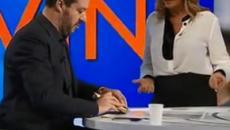 L'aria che tira, Myrta Merlino irride Salvini: 'Le offro una camomilla anziché un mojito'