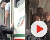 Pisa, guasto al treno dei militanti Lega