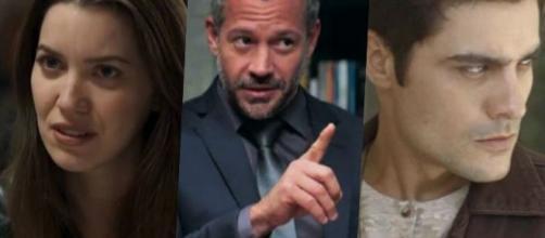 Agno vai conseguir se vingar de Fabiana. (Reprodução/TV Globo)