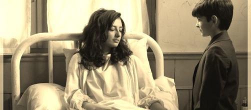 Anticipazioni di Una Vita: Lucia ha paura di morire