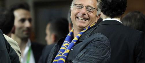 Bonolis:'L'Inter mi è piaciuta contro la Juventus, che comunque ha meritato di vincere'