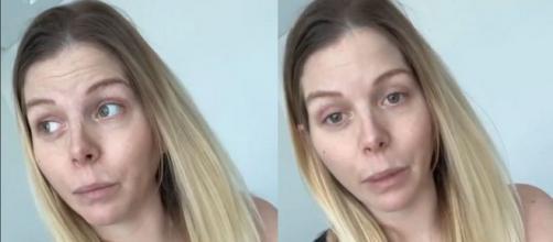 Critiquée sur son physique depuis qu'elle a accopuché, Jessica Thivenin répond à ses haters.