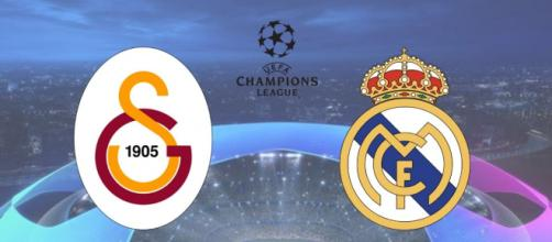 Galatasaray x Real Madrid: transmissão ao vivo é exclusiva do Facebook do Esporte Interativo. (Fotomontagem)