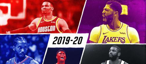 Il 22 ottobre riparte l'NBA con il derby di Los Angeles fra Lakers e Clippers