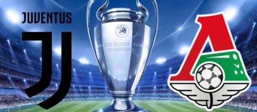 Juventus-Lokomotiv Mosca: il match del 22 ottobre visibile su Sky