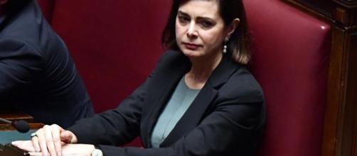 Laura Boldrini ex presidente della Camera.