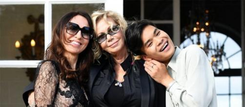 Marie Chatelain, Fiona Gélin, Jérémy Bellet (photo Eric Lemee)