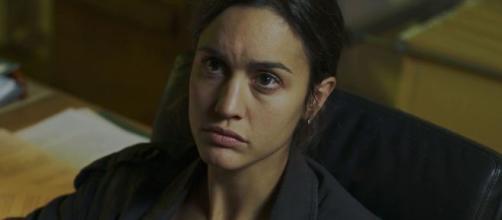 Megan Montaner protagonista de La caccia Monteperdido, dal 10 novembre su Canale 5