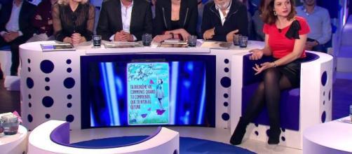 Natacha Polony et Raphaëlle Giordano dans On n'est pas Couché - 19 ... - le-boxon-de-lex.fr