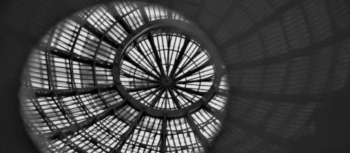 Particolare della Galleria Umberto I, una delle foto che saranno esposte presso mCd gallery.