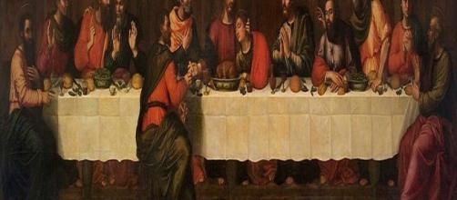Plautilla Nelli's The Last Supper [Image source: Public domain]