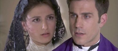 Una Vita anticipazioni 22 e 23 ottobre: Telmo ruba il testamento e mette in guardia Lucia