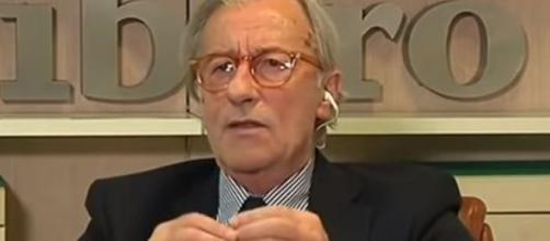 Vittorio Feltri si scaglia contro la possibilità di revocare il voto agli anziani.