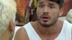 'A Fazenda 11': Lucas diz que Hariany colocou seu sonho em risco ao não salvá-lo da roça