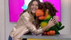 Ana Maria Braga recebe Maisa em seu programa e agita a web