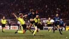 Inter, il Borussia Dortmund porta bene: quando lo ha incontrato, ha sempre vinto la coppa