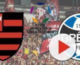 Flamengo x Grêmio terá transmissão ao vivo em vários canais. (Fotomontagem)