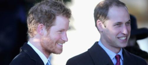 Harry e William, fratelli in crisi
