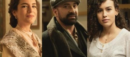 Il segreto, anticipazioni 22 e 23 ottobre: Fernando ritorna in paese con Maria Elena