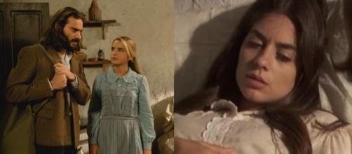 Il Segreto, spoiler al 3 novembre: Isaac ricatta Antolina, Elsa ha una grave malattia