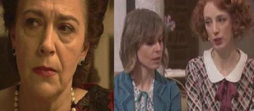 Il Segreto, trame: Francisca attenta alla vita di Irene e Adela per farla pagare a Severo