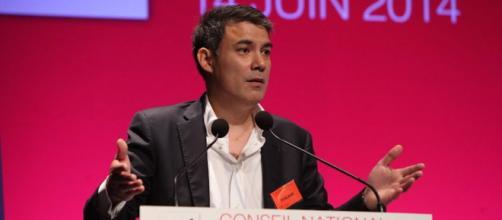 Laïcité : Olivier Faure assume le virage républicain du PS. Credit: Flickr/Philippe Grangeaud