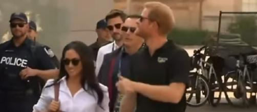 Meghan Markle: 'I never thought life as a Royal would be easy' [Image source/TODAY YouTube video]